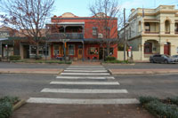 Grenfell Main St
