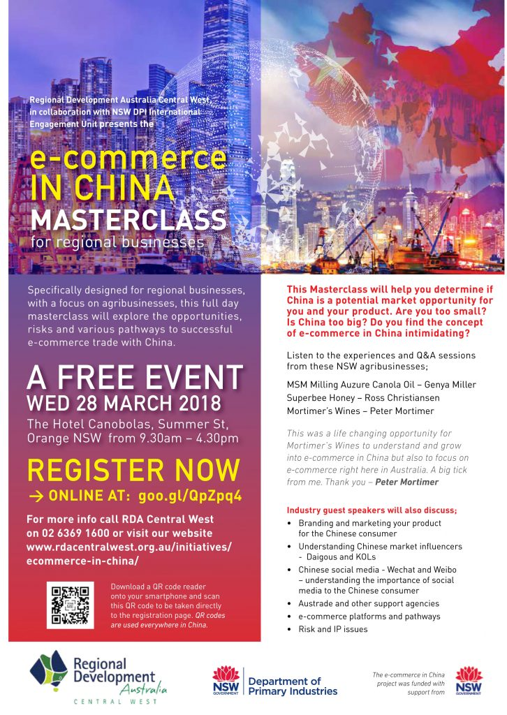 ecommerce in China Masterclass