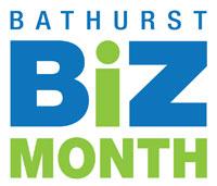 Bathurst Biz Month Logo